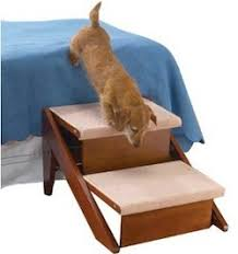 dog stairs and pet ramps making life easier