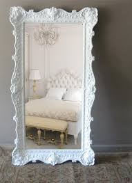 Cheap Mirrors Furniture Beautiful Frame Floor Mirror On Faux Floor Design Cute
