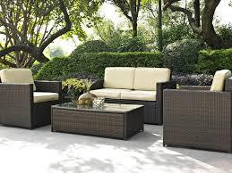 Costco Patio Furniture by Patio 19 Outdoor Wicker Furniture Costco Costco Patio Table