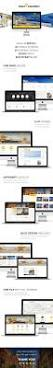 best 25 clean web design best vacation holiday web sketch template by page interactive