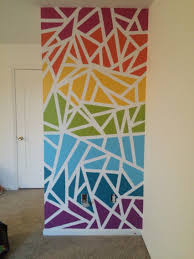 painting a design on wall unthinkable wall mural patterns on painting a design on wall astounding 34 cool ways to paint walls 11