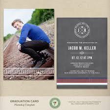 senior graduation card template graduation announcement open