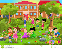 children in the park clipart 13 clipart station