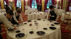tecomah cuisine les jeunes de tecomah officient au dîner des présidents d