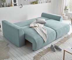 big sofa mit bettkasten big sofa lauretta 250x130 hellblau schlaffunktion bettkasten möbel