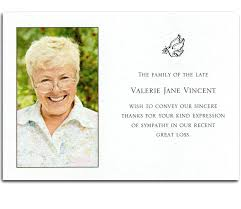 funeral prayer cards personalized funeral thank you cards delighted personalized