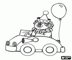 clowns coloring pages printable games 2