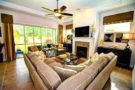 Model Home Living Room by Prlink Jacksonville Com