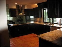 black oak kitchen cabinets furniture gorgeous u shape kitchen design ideas using light oak