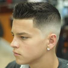 cropped hair styes for 48 year olds 101 mens haircuts and best hairstyles for men 2018 men s stylists