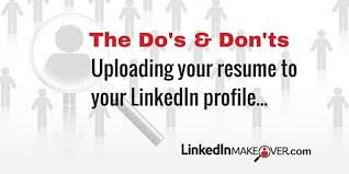 Monster Resume Builder Upload Resume Linkedin 22 Monster Resume Builder Templates And