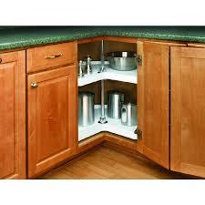 lazy susan cabinet sizes supreme plastic kidney cabinet lazy susan shop plastic kidney