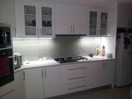 kitchen wardrobe shelves under cabinet led lighting kit