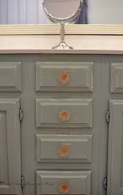 Painting A Bathroom Vanity Before And After by Willow Creek Bathroom Before U0026 After All Things Heart And Home