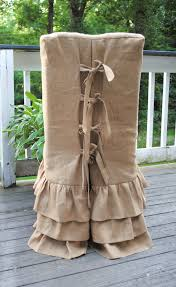 Linen Chair Slipcover Linen Chair Covers Idea Primedfw Com