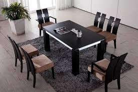 modern black table dining table modern best 25 modern dining table ideas only on