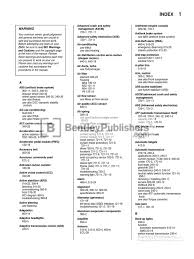 bmw 5 series e60 e61 repair manual 2004 2010 complete index