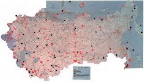 Ussr Map Soviet Air Defense Map