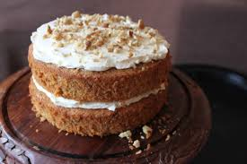 carrot and banana spiced cake chetna makan