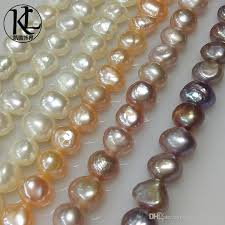 natural freshwater pearl necklace images 2018 natural freshwater pearl 9 10 mm 10 11 mm baroque special jpg