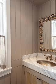 seashell mirror cottage bathroom benjamin moore revere