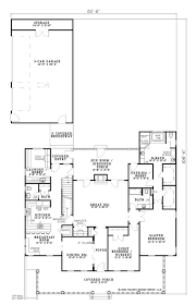 farmhouse style house plan 4 beds 3 50 baths 3820 sq ft plan 17 528