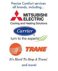 Trane Comfort Solutions Trane Air Conditioners Heat Pumps Thermostats Gas Furnaces