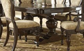 pulaski cassara dining table pf 518240 41 at homelement com