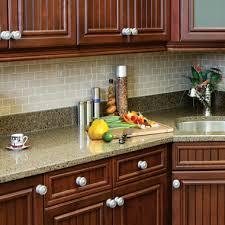Kitchen Backsplash Tiles Peel And Stick 10 99 Subway Tile Looks Amazing In Kitchens Home Decor