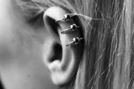 hoop cartilage piercing cartilage piercing care infection healing jewelry price