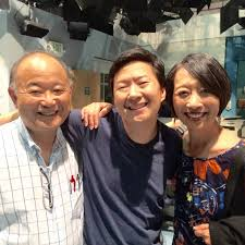 jeanne joins dr ken family for thanksgiving episode on abc