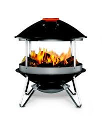 weber outdoor woodburning fireplace lee u0027s barbeque grill center