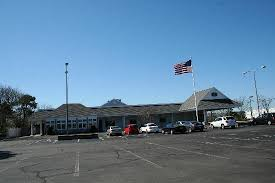 Hyannis Cape Cod Mall - in the background cape cod mall and iyannough road route 132