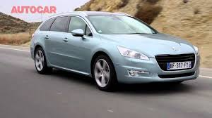 peugeot co peugeot 508 video review by autocar co uk youtube