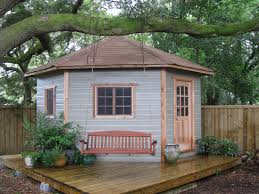 backyard sheds home outdoor decoration
