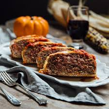thanksgiving loaf turkey beef meatloaf recipe premier meat company