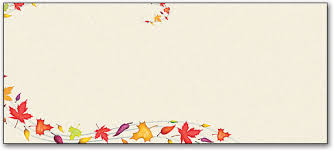 thanksgiving and fall themed stationery smartpractice