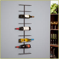 wall mounted wine glass rack home design ideas