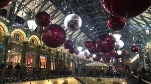 covent garden christmas lights 12th november 2011 youtube