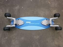 bmw longboard bmw streetcarver longboard skateboard carver ebay
