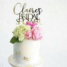 kitchen tea cake ideas bridal toppers engagement kitchen tea wedding