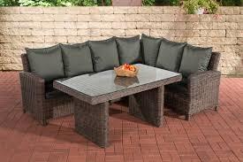 Garten Loungemobel Anthrazit Rattan Lounge Anthrazit Ambiznes Com