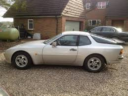 porsche 944 silver porsche 944 oval dash zermatt silver sold 1987 on car and