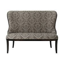 tufted dining bench bench decoration