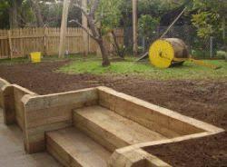 garden retaining walls at woodworkersworkshop com