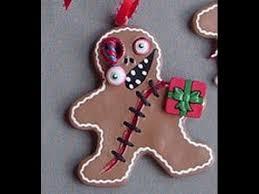 11 strange food theme ornaments