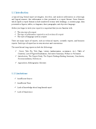 writing a preface for a research paper structure of long formal report writing information epistemology