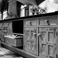 traditional high end mahogany china cabinet kitchen decoration