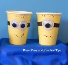 minion party favors pams party practical tips despicable me party favors