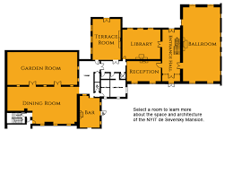 floor plan about de seversky mansion nyit